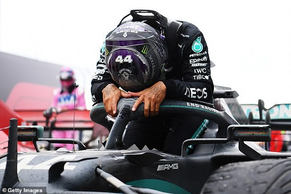 The Title is Sir Lewis Hamilton, After Boris Johnson... Prime Minister personally pushed for seven-time world champion F1 driver to be knighted