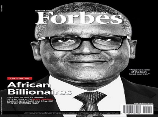 ★Click to Access★ Forbes Billionaire★ Aliko Dangote★