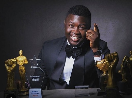 ★Click to Access★ Comedy Superstar★ Seyi Law★